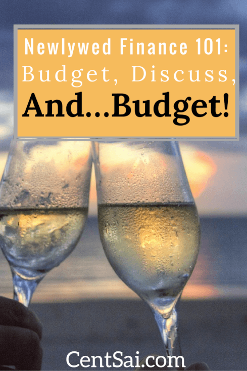 Newlywed Finance 101: Budget, Discuss, and...Budget!Early in our relationship, I had read about couples who lived on one income with 2+ kids, and I was inspired! By doing this, we could save significantly more each year and not go into debt.