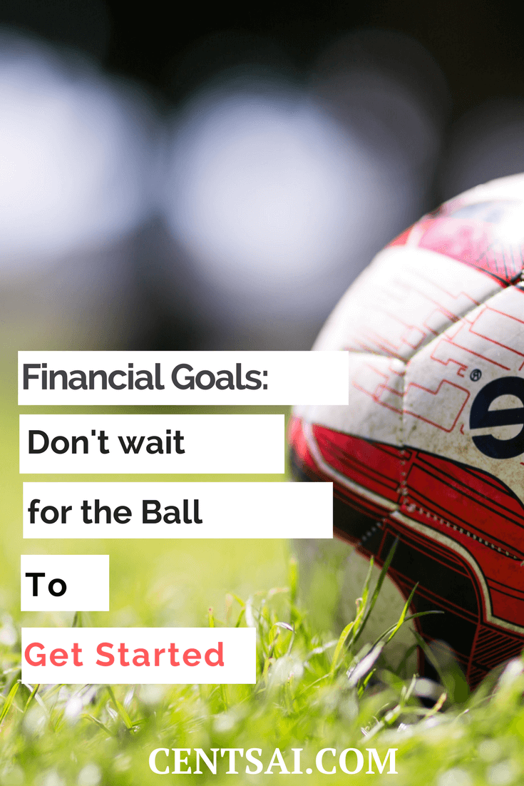 Financial Goals Don't Wait For the Ball to Drop to Get Started