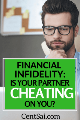 Sexual and emotional dishonesty aren't the only things that can destroy a relationship. Financial infidelity can, too.