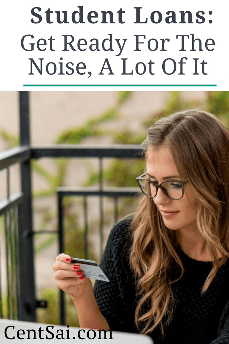 Student Loans: Get Ready for The Noise – A Lot Of It. Politicians love to talk about student loans and the cost of education, but how substantive is their rhetoric? #DebtExperts #ExpertBlogs #StudentLoansExperts #studentloan