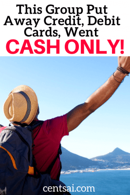 What was my motivation for making the students go through this? Before the days of ATMs and debit cards, this was how you managed your financial life — all in cash (which you got by going to the bank and cashing a check!)