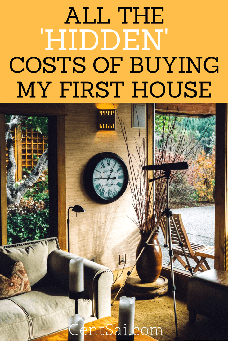 Do You Know All of the Hidden Costs in Buying a House? While our example may be extreme, sometimes the additional costs make home ownership seem much less attractive than just paying the rent every month.