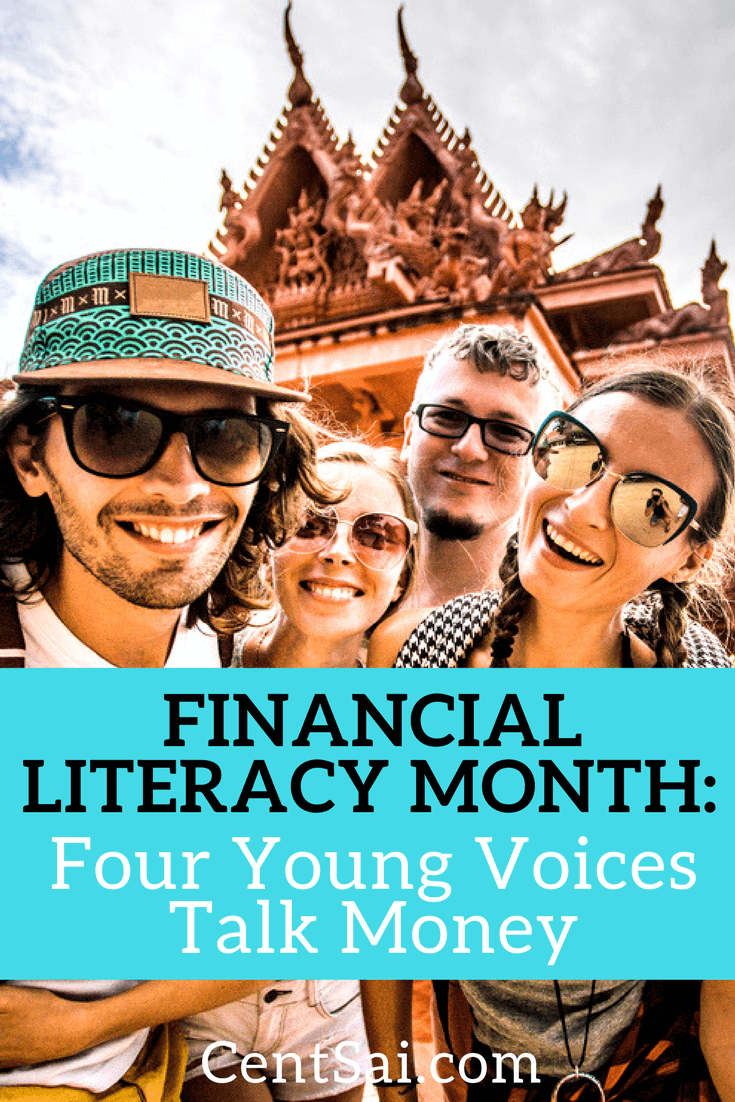 Financial Literacy Month Four Young Voices Talk Money