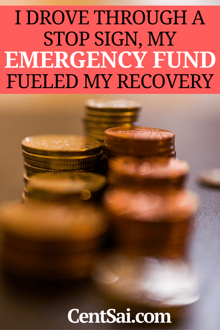 I'm a die hard emergency fund advocate and suggest that everyone has a separate savings account that isn't touched until those unpleasant moments surprise you.