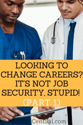 Changing jobs and careers is no more common than it once was, but millennials (including me) are quick to recognize that job security depends on our ability to grow and change. We don't count on company loyalty, so we dedicate ourselves to professional growth.