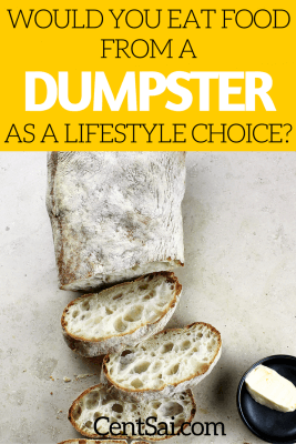 Ever heard of people who dive into Dumpsters to find food? No, they are not a new breed of dieters or health nuts. Nor are they the people who do it to simply survive.