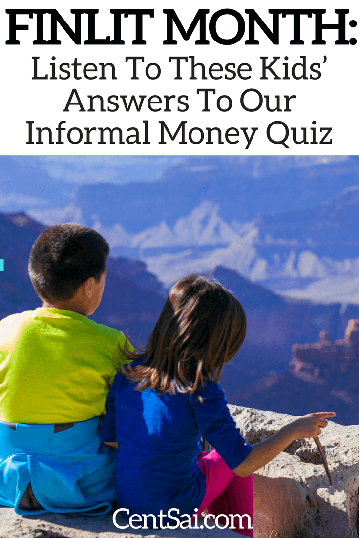Kids and Money: What Do They Have to Say?
