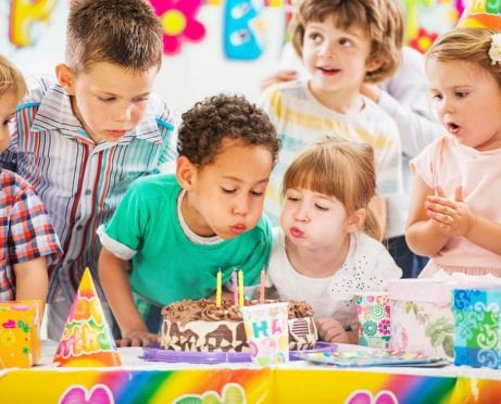 Don't Feel Bad If You Keep Your Child's Birthday Frugal