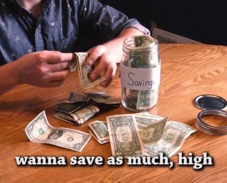 Hotline Bling: Student Loan Parody