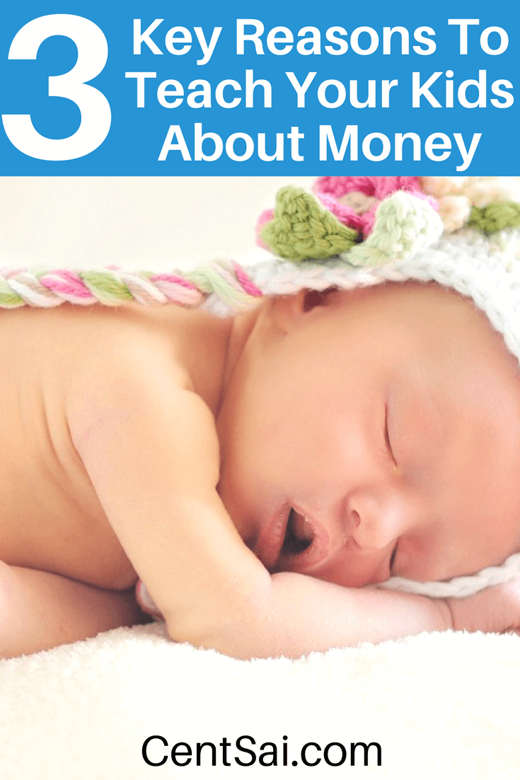 3 Key Reasons To Teach Your Kids About Money