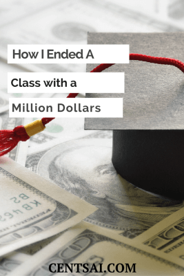 How I Ended A Class With A Million Dollars