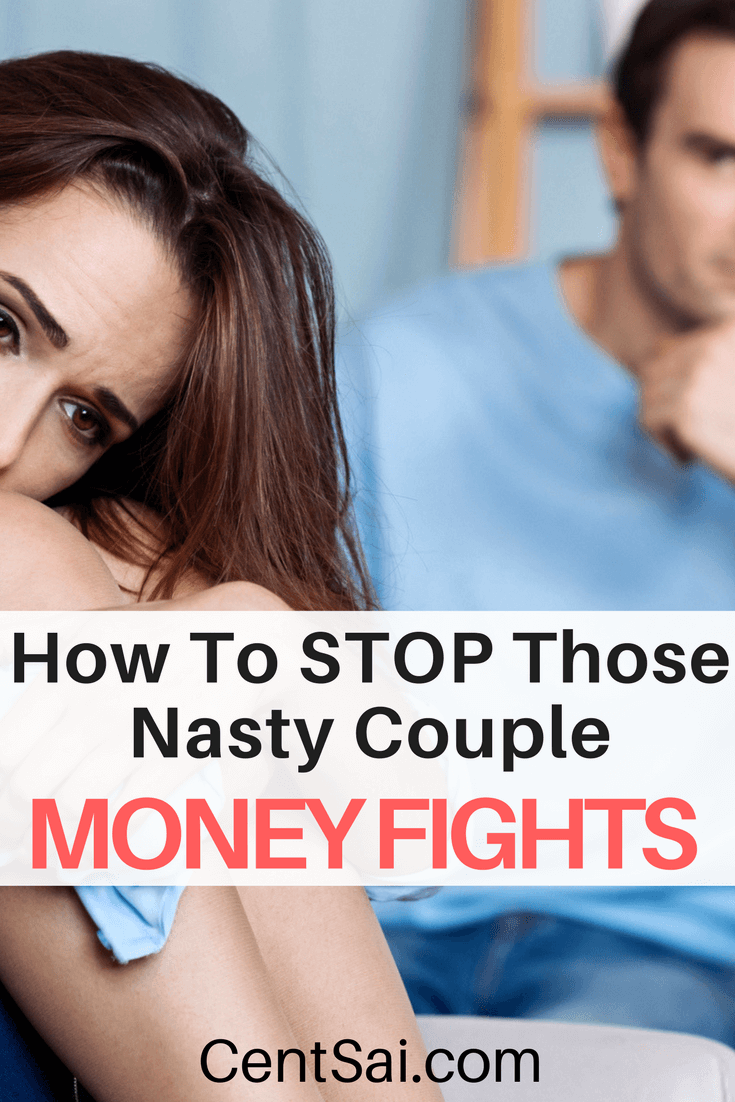 How to Stop Those Nasty Money Fights in Your Relationship. With some effort, persistence, and compromise, you'll be surprised at how financially well-off you can be with a strong partner by your side. Everything suddenly becomes better, including how often you… cook together!