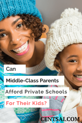 Can Middle-Class Parents Afford Private Schools For Their Kids