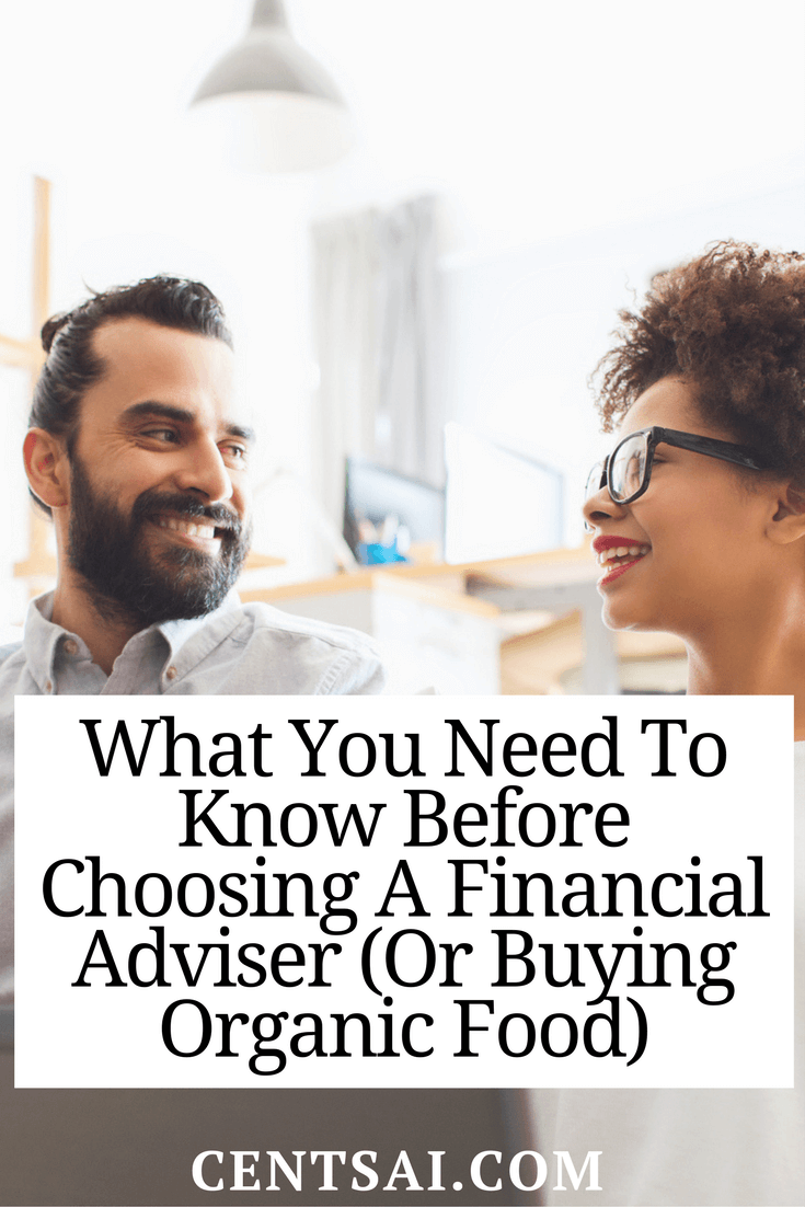 What You Need to Know Before Choosing a Financial Adviser (or Buying Organic Food) Understanding the new DOL conflict of interest rule requires understanding how fiduciary is defined - and what to watch out for.
