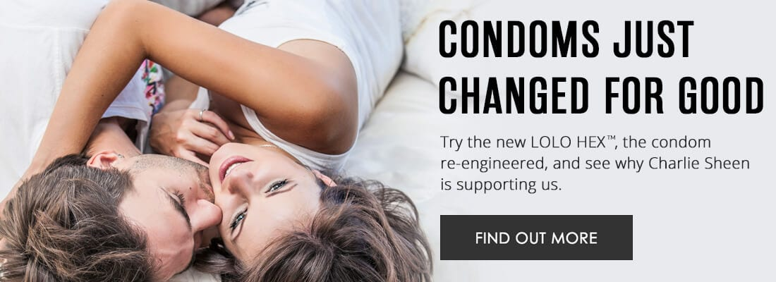 Condoms Just Changed For Good