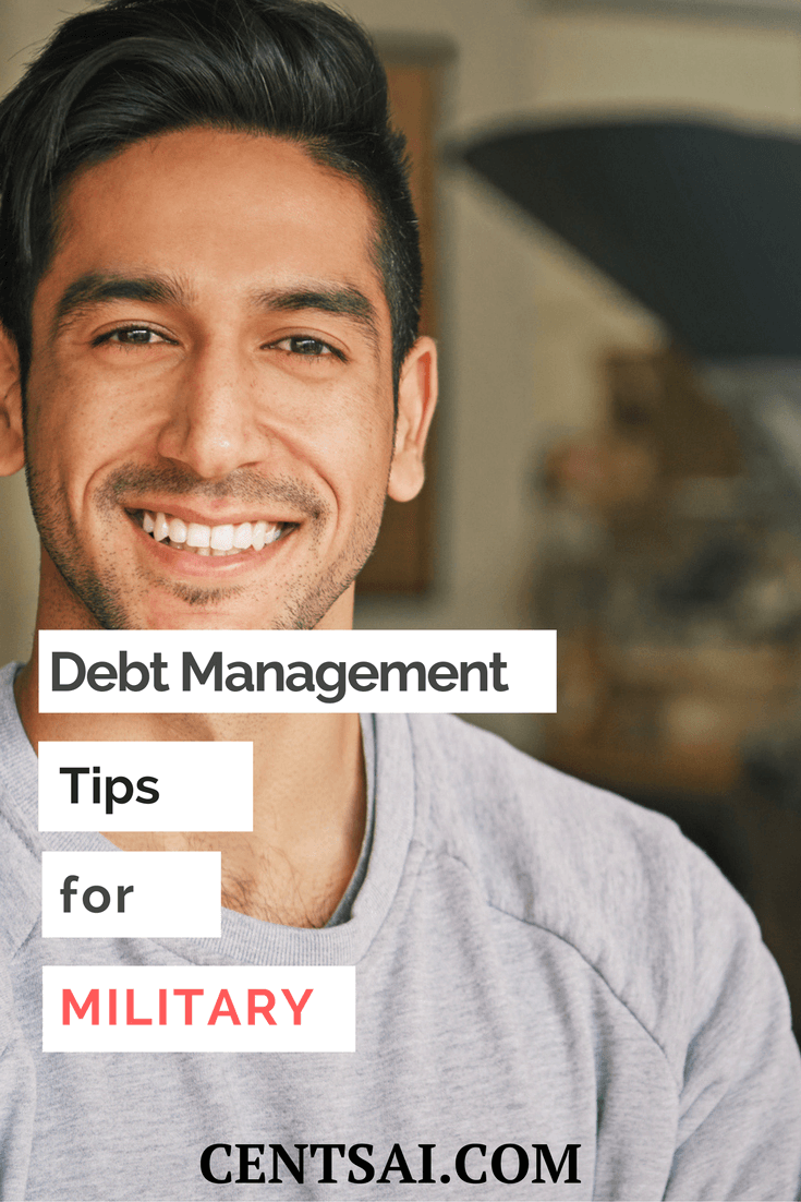 Debt management can be an issue for anyone, but has additional considerations for military personnel. Here Brad provides six tips for dealing with debt.
