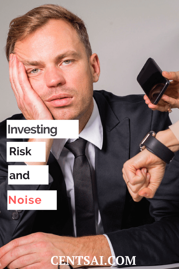 Investing Risk and Noise