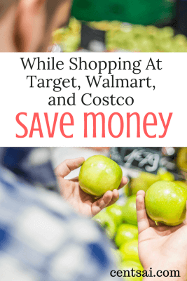 Save Money While Shopping At Target, Walmart, and Costco