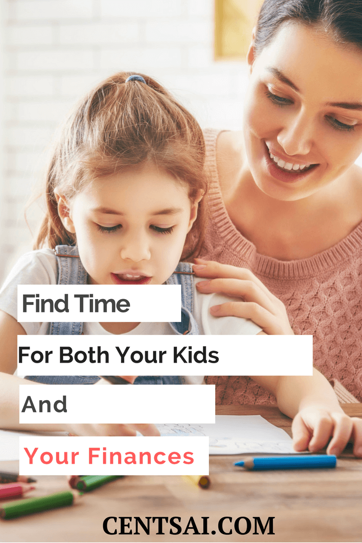 Hard-pressed moms don't have to throw their hands up – they need to find 15 minutes each day to track the money trail and organize their finances.