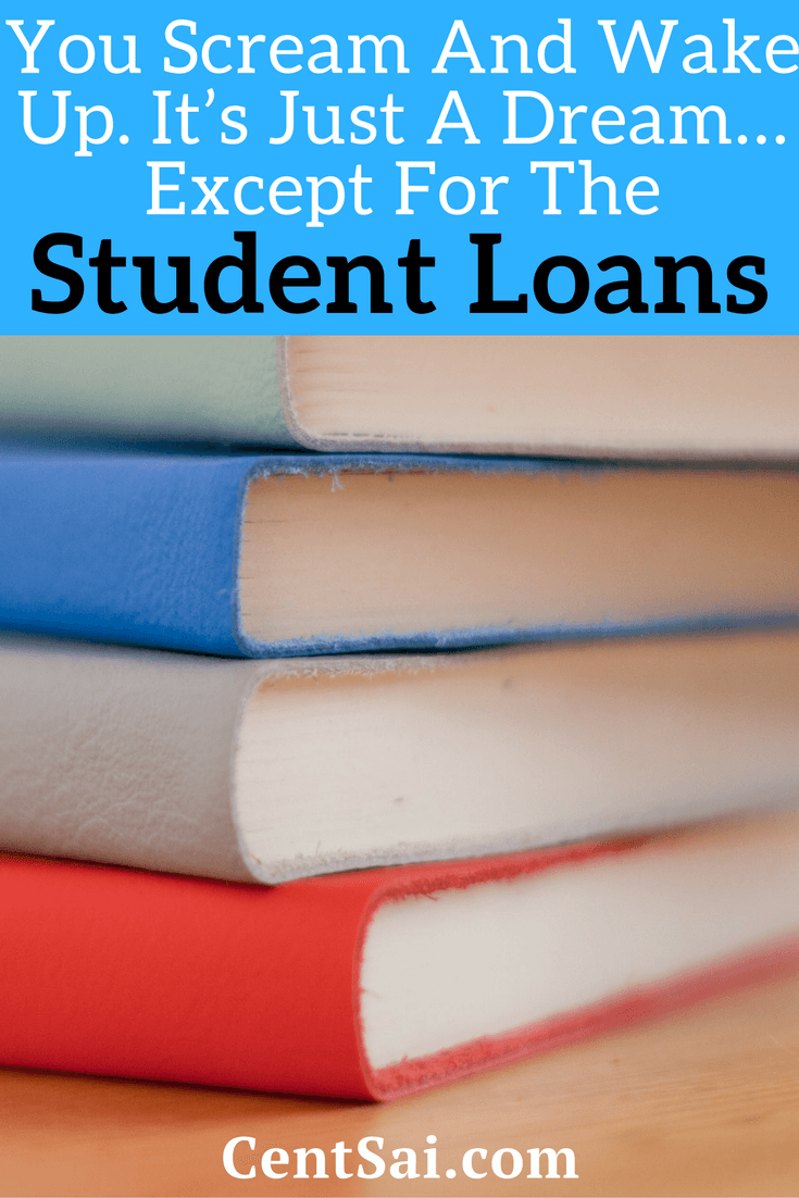 If your student loans invade your dreams, it's time for you to take action. Student loans don't have to ruin your life. There are steps you can take to stop that from happening.