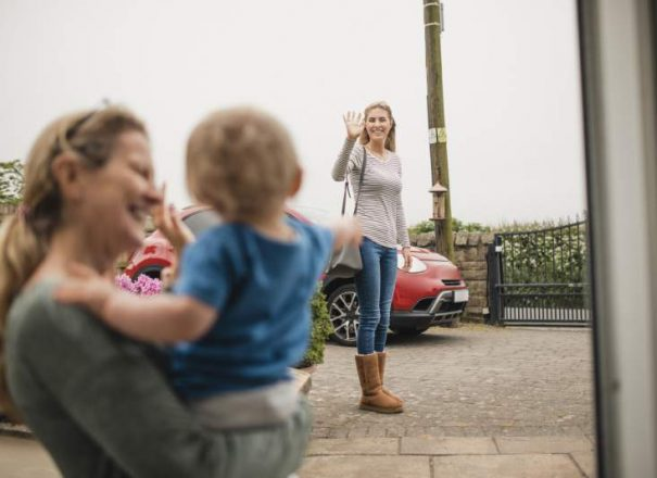 Need Some 'Me' Time? How to Find a Babysitter for Free