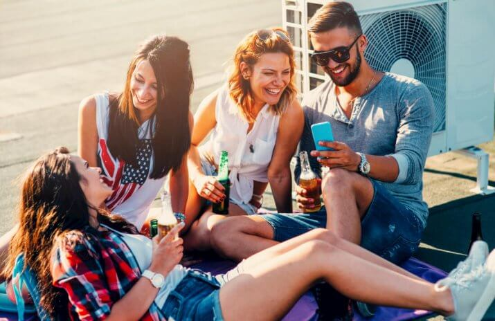 Can Millennials Have Fun While Still Acting Our Wage?