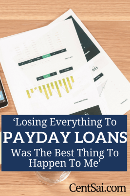 Sometimes it takes a trip inside the jaws of the (payday loan) sharks to learn a valuable life lesson: don't put your faith in payday loans.