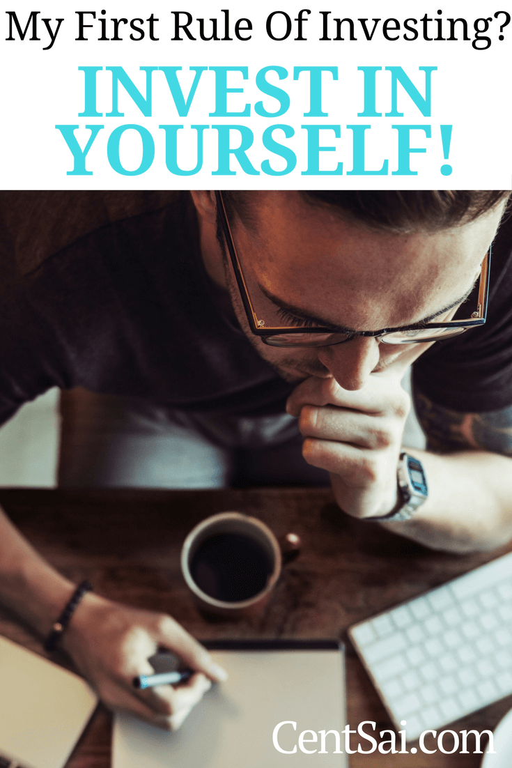 Don't be so cheap that you refuse to spend any money on improving your skills – or even your hairstyle. It's important to invest in yourself!
