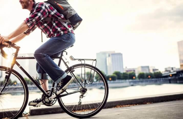 10 Things I (L)earned From Biking 19 Miles to Work
