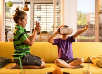 I'm Not Going to Buy a PS4 For My Six-Year-Old Son