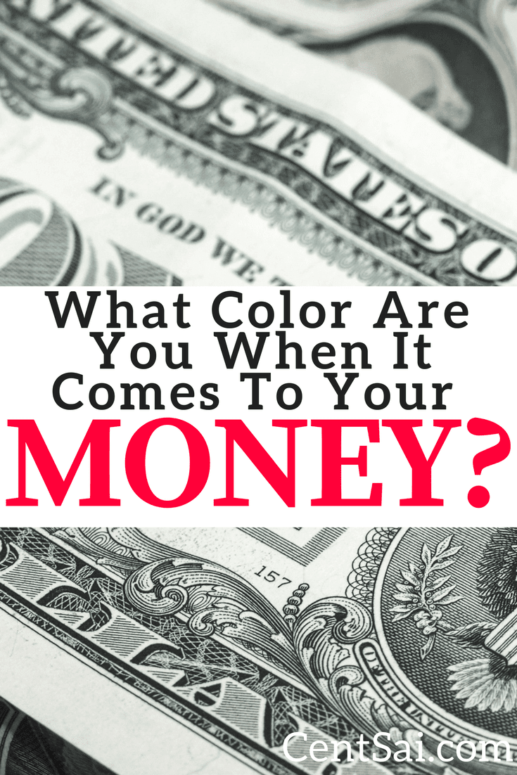 "Teaching financial wellness to a group of people who are meeting for the first time is always eye opening. My favorite exercise in class is ""What is Your Money Color?"""
