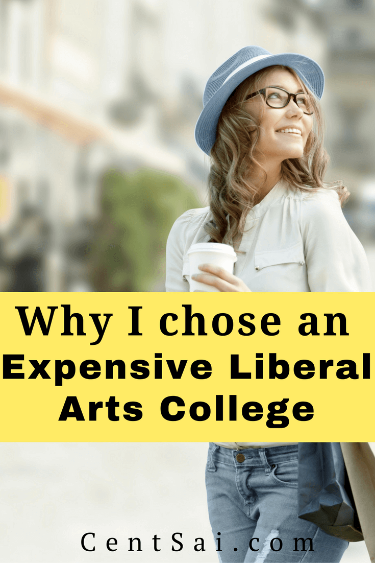 "I am a first-generation college student. Rather than going for a'free ride"" I chose a posh liberal arts school. Here's why."