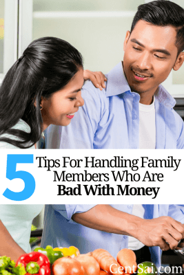 With the holidays around the corner, here are 5 tips to help navigate those tricky money conversations with family and friends.