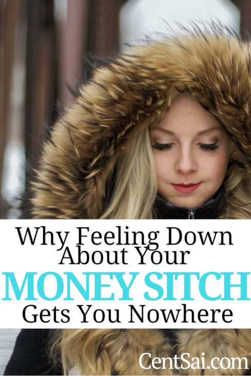"Why Feeling Down About Your Money Sitch Gets You Nowhere? You need a ""get out"" strategy when you are deep in financial woes. Here are a few tips to help you along your way to recovery."