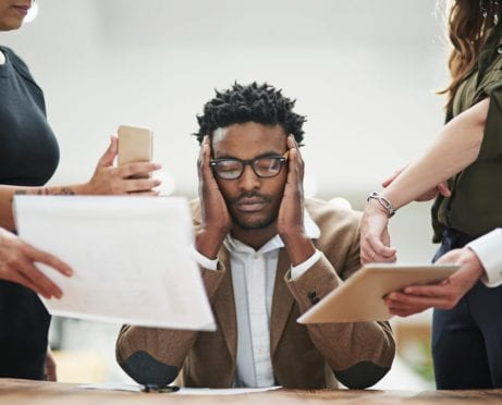 Are You on Your Way to Entrepreneur Burnout?