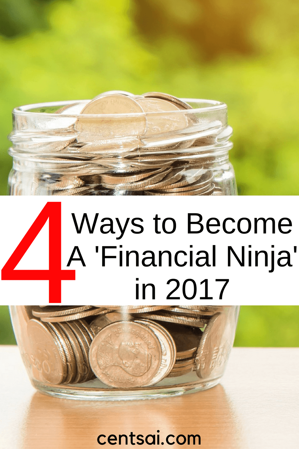 4 Ways to Become A'Financial Ninja' in 2017