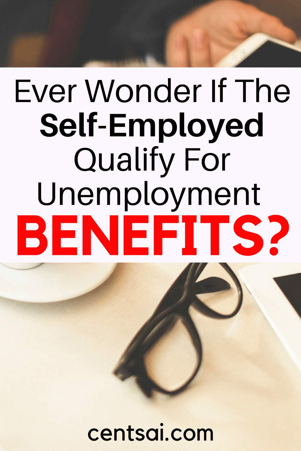 Ever Wonder If The Self-Employed Qualify For Unemployment Benefits? Even if you can't get employment insurance benefits, there are ways you can protect yourself when you're self-employed.