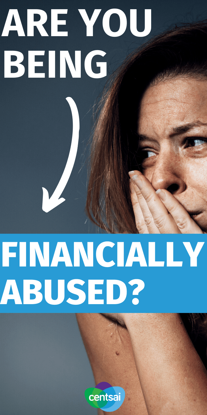 Are You Being Financially Abused?