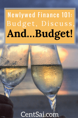 Newlywed Finances 101: Budget, Discuss, and... Budget!. When Jessica and her partner start to consider the idea of raising children on one income, keeping a budget becomes much more important.