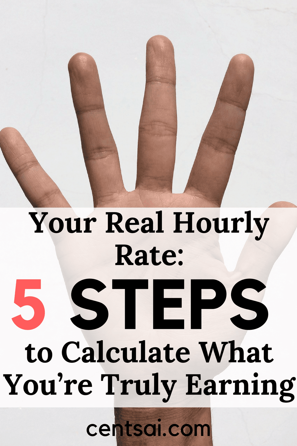 Your Real Hourly Rate 5 Steps to Calculate What You're Truly Earning