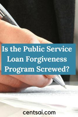Is the Public Service Loan Forgiveness Program Screwed