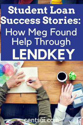 Student Loan Success Stories: How Meg Found Help Through LendKey. For those drowning in student loans, finding relief may seem difficult. But there are many student loan success stories out there!