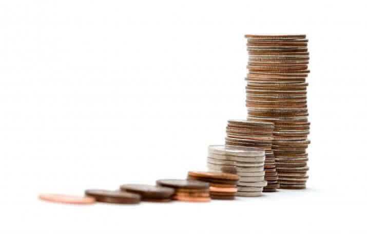 Stash Your Cash and See Those Tiny Bits Become Big Piles