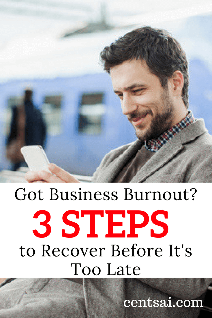 Business burnout can take a huge toll on your health and your finances. Here's how you can recognize the telltale signs and overcome it.