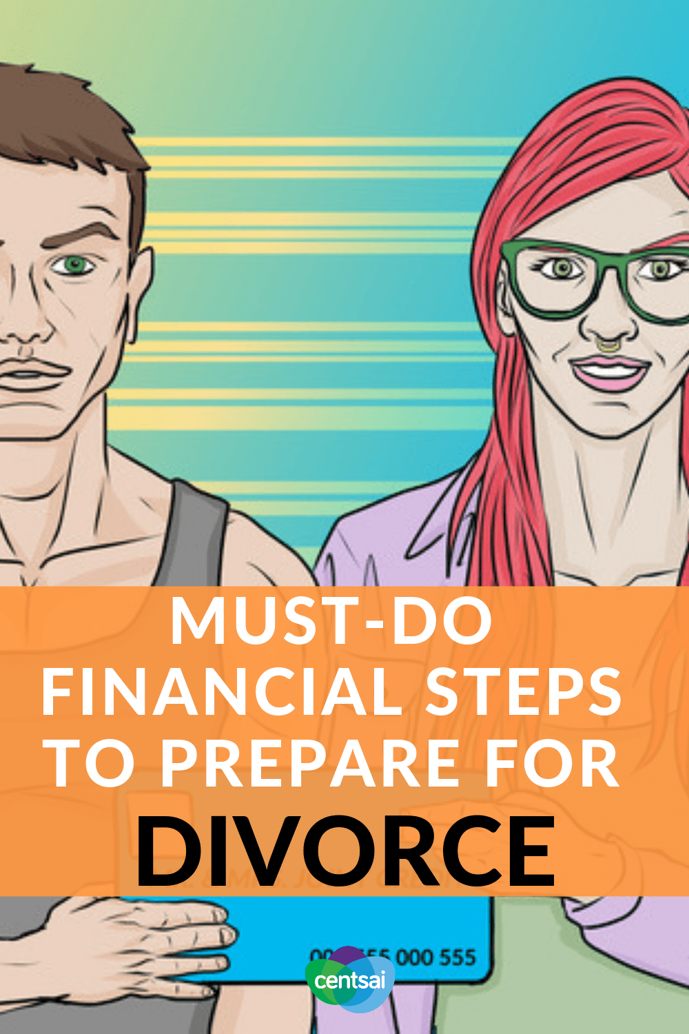 Must-Do Financial Steps to Prepare for Divorce. If you're ready to leave a marriage, you need to get your finances in order. So what do you do to prepare for divorce financially? Click this out to learn more. #financialplanning #divorce #marriage #relationship