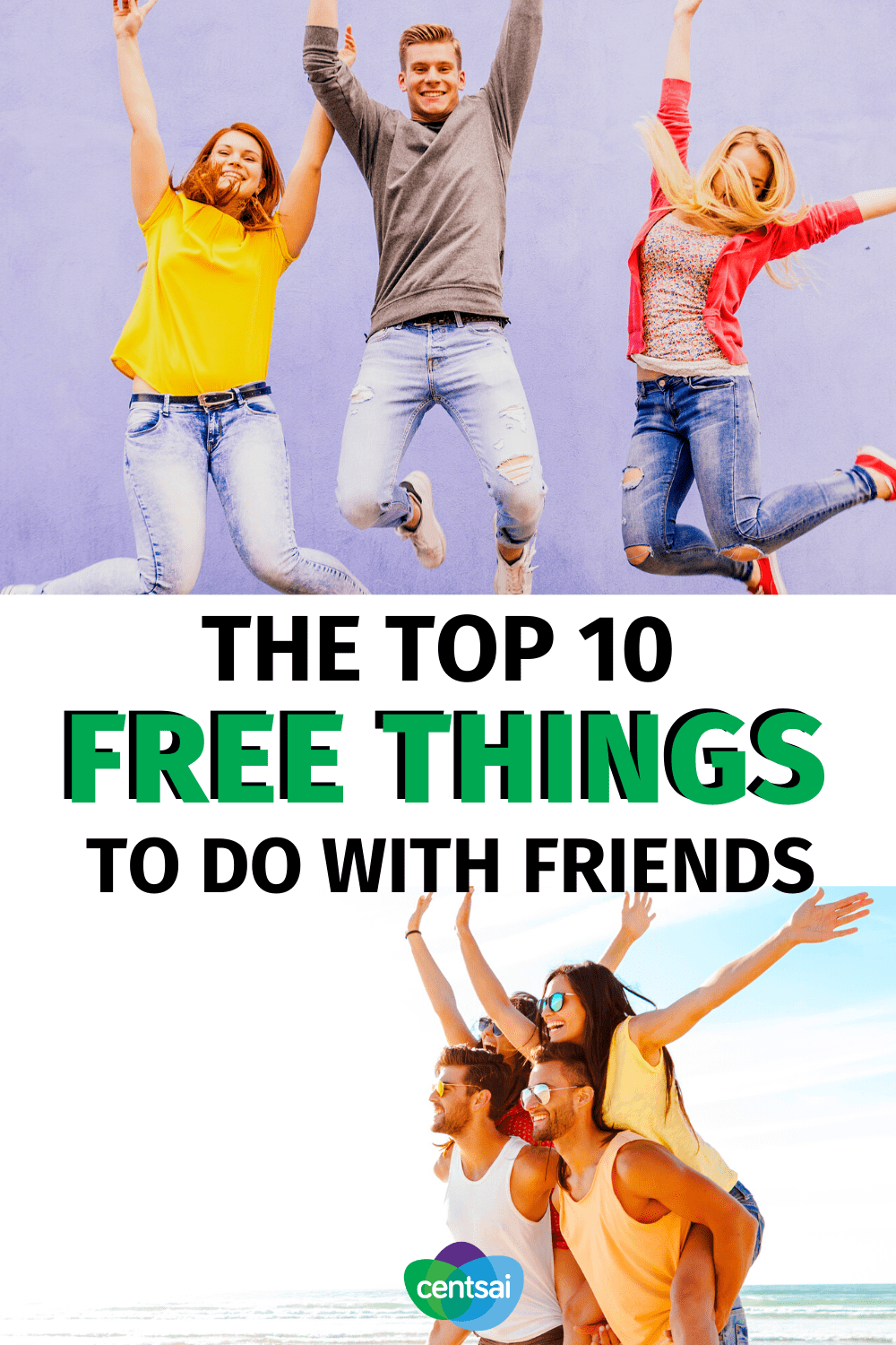 The Top 10 FREE Things to Do with Friends