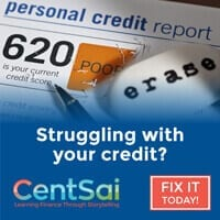 CentSai Buyers Guide - Credit Repair