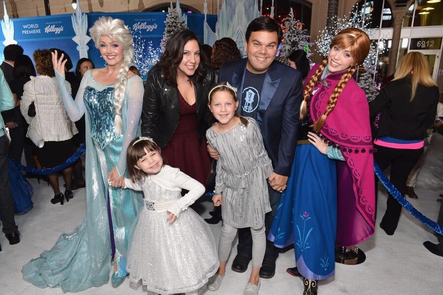 Frozen Songwriter Kristen Anderson Lopez Dishes On Her ...