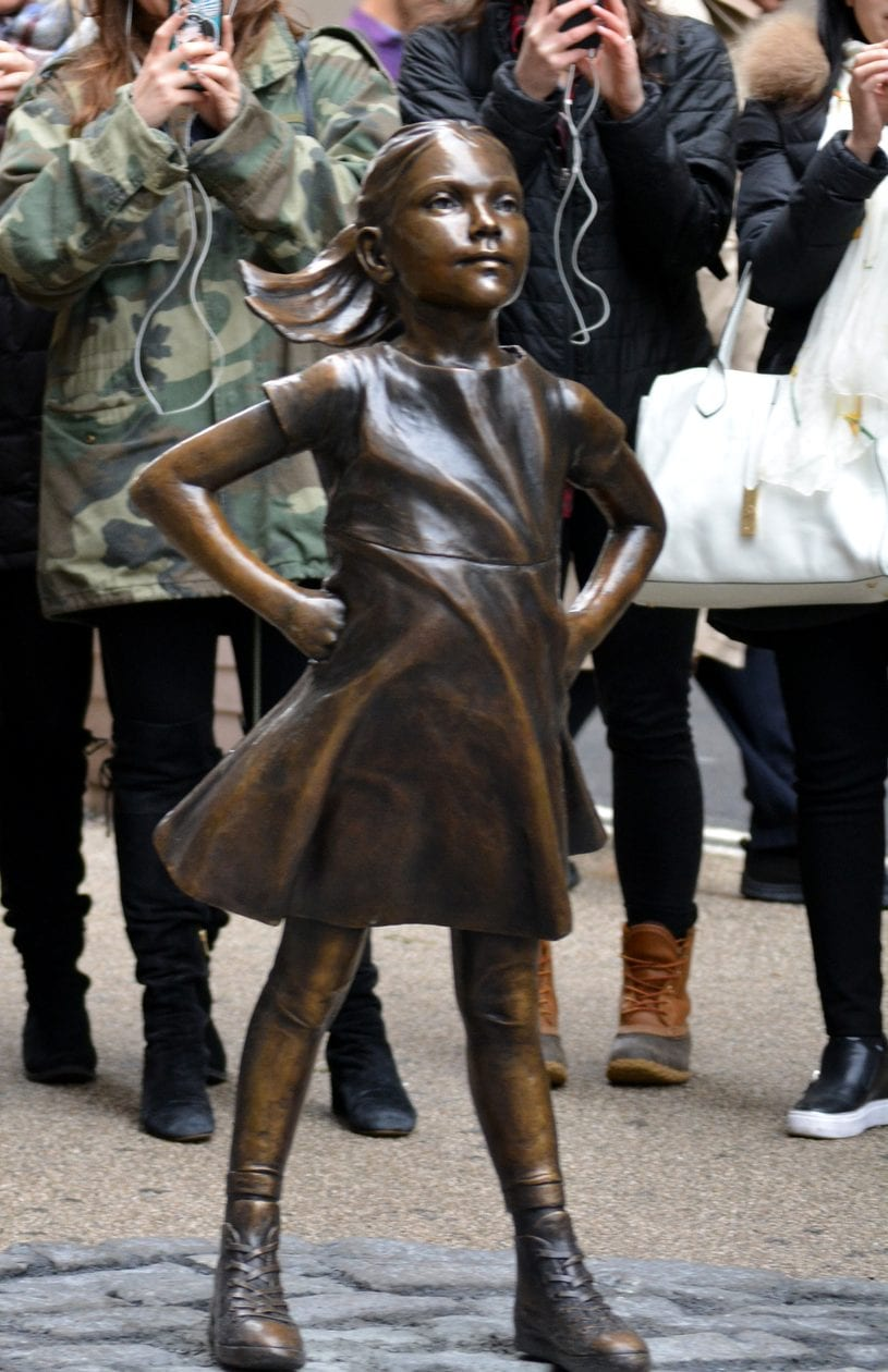 Stock Market A to Z: What Is the Stock Market? | The Fearless Girl Statue