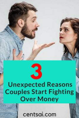 3 Unexpected Reasons Couples Start Fighting Over Money. Couples often find themselves fighting over money, but are finances the real problem? These two experts think there may be underlying issues.